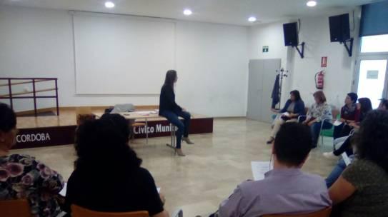 Jornada de Acoso Escolar con el AMPA (Córdoba)