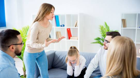 La terapia familiar en psicólogo Córdoba Psicodalia