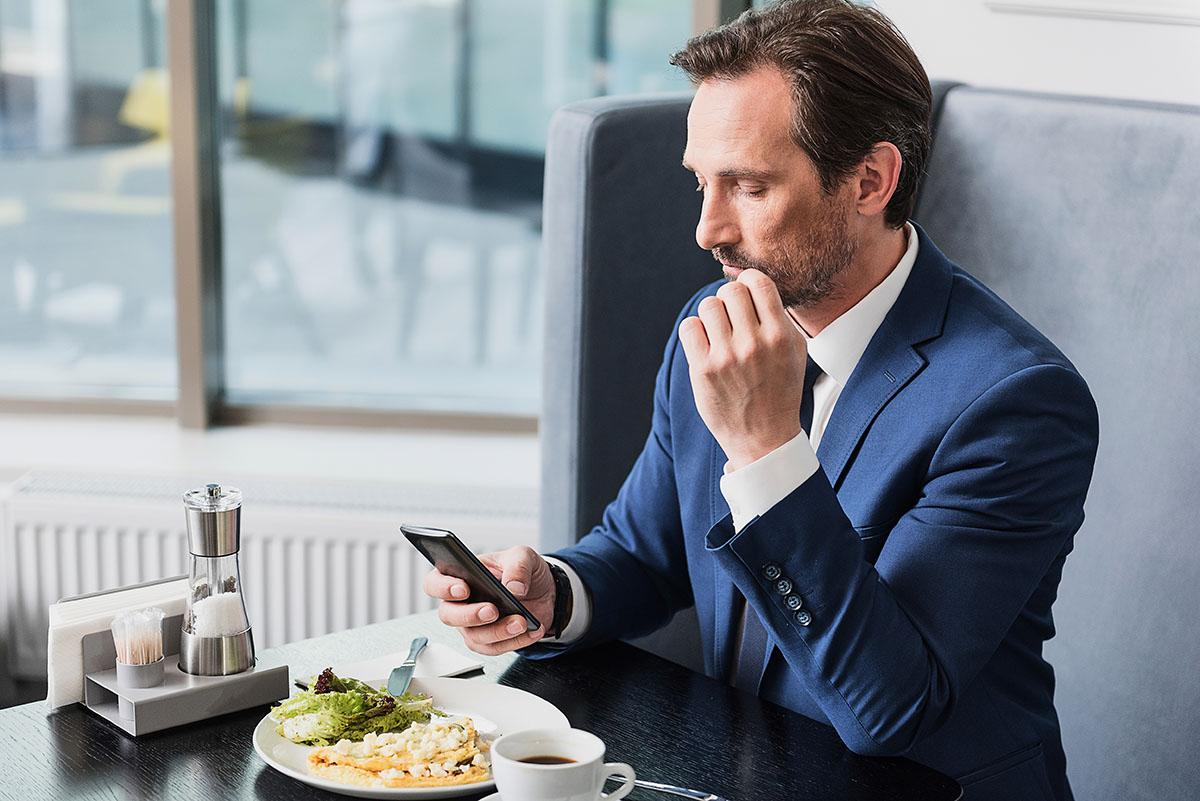 La adicción al móvil. Señales de alerta
